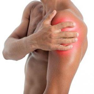 Deep Tissue Massage for Shoulder Pain