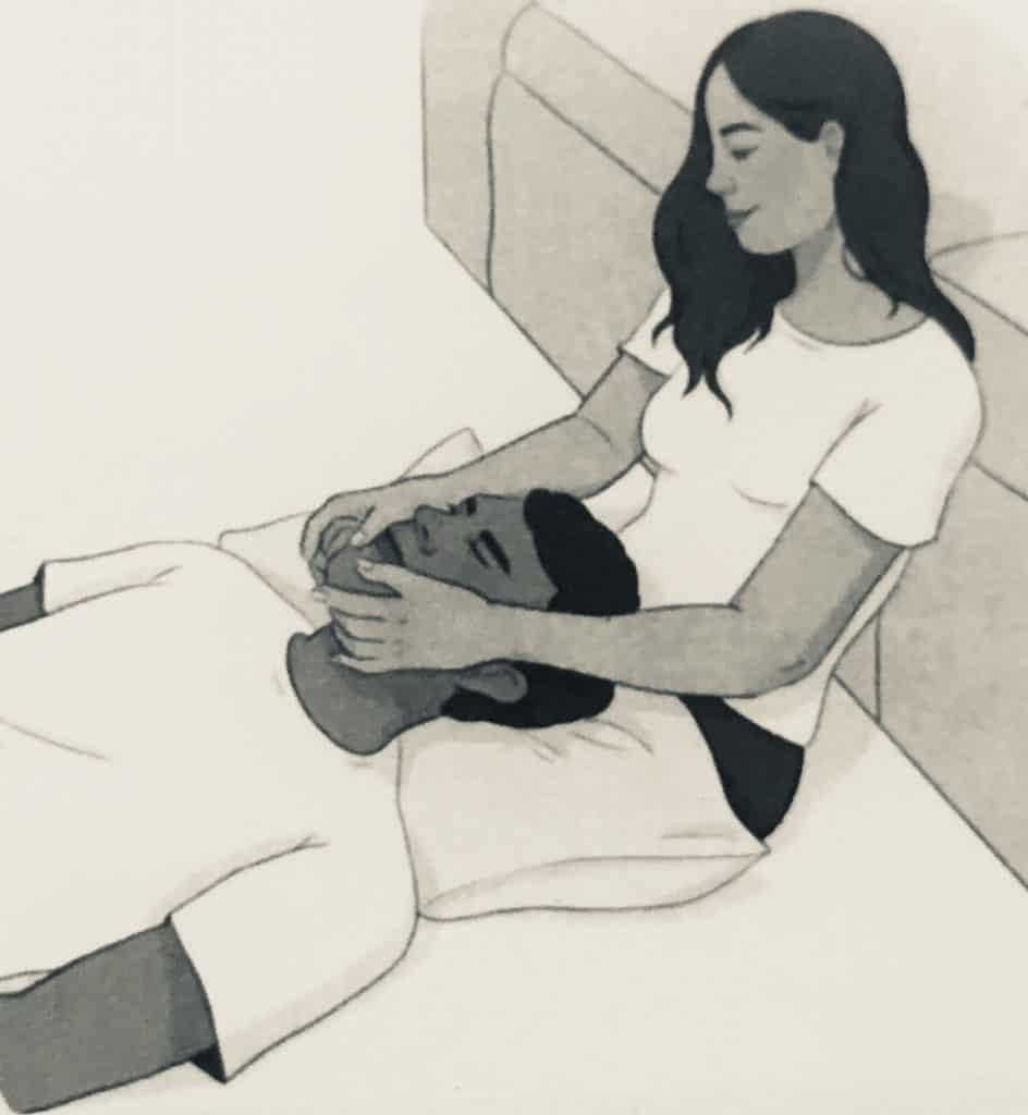 Partner Face Massage