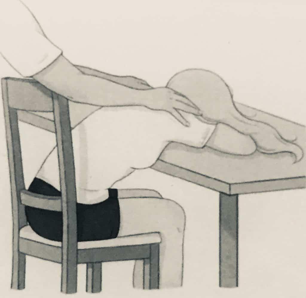 Partner Chair Massage